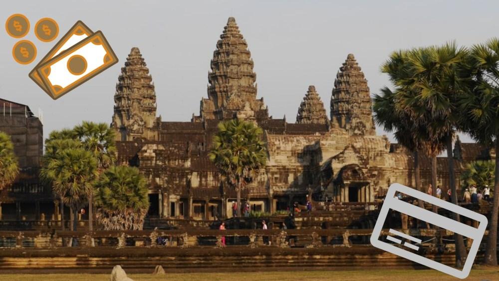 Angkor Wat, Kambodscha.