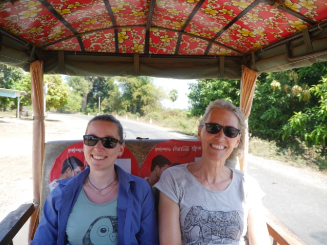 kampong Cham Tuktuk