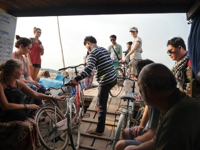 Reisekosten Kambodscha