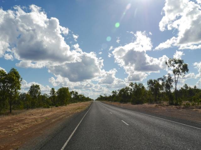 Weltreise Outback Australien