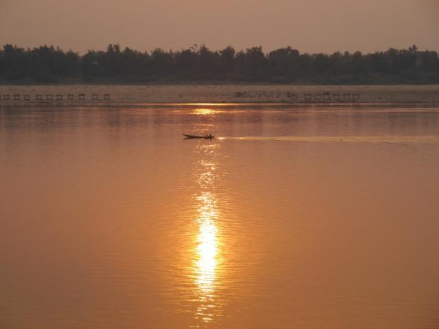 Weltreise Mekong