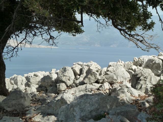 Rab Adria Kroatien Wandern