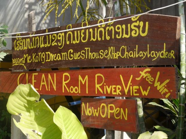 Reisekosten Laos