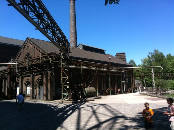 Industriekultur Landschaftspark Duisburg