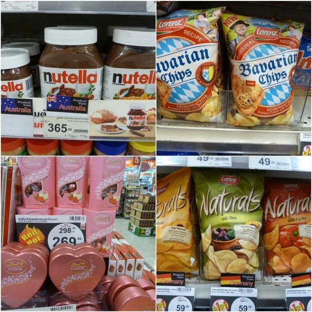 Weltreise Rückkehr Deutschland Supermarkt