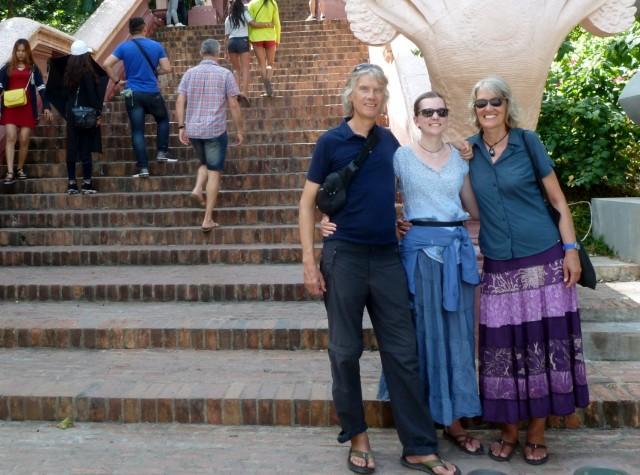 Weltreise Rückkehr Deutschland Familie