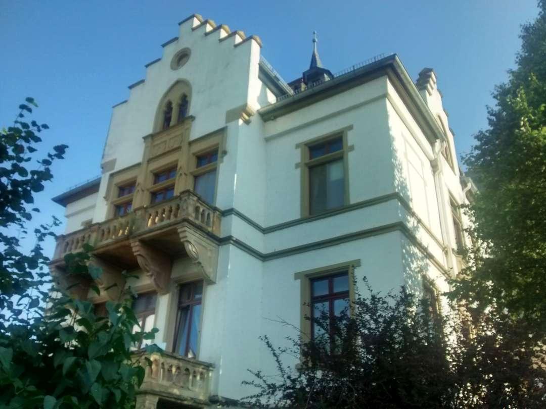 Rheinsteig Rittergut