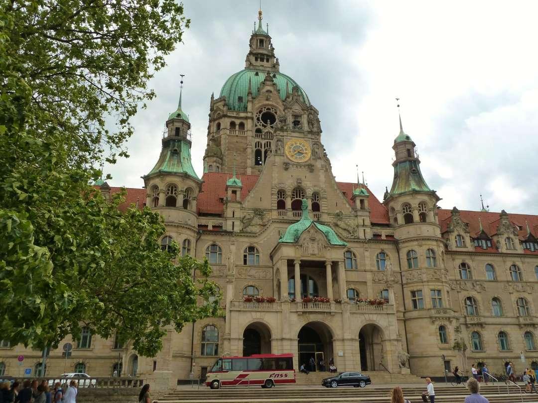 Hannover Wochenende Neues Rathaus