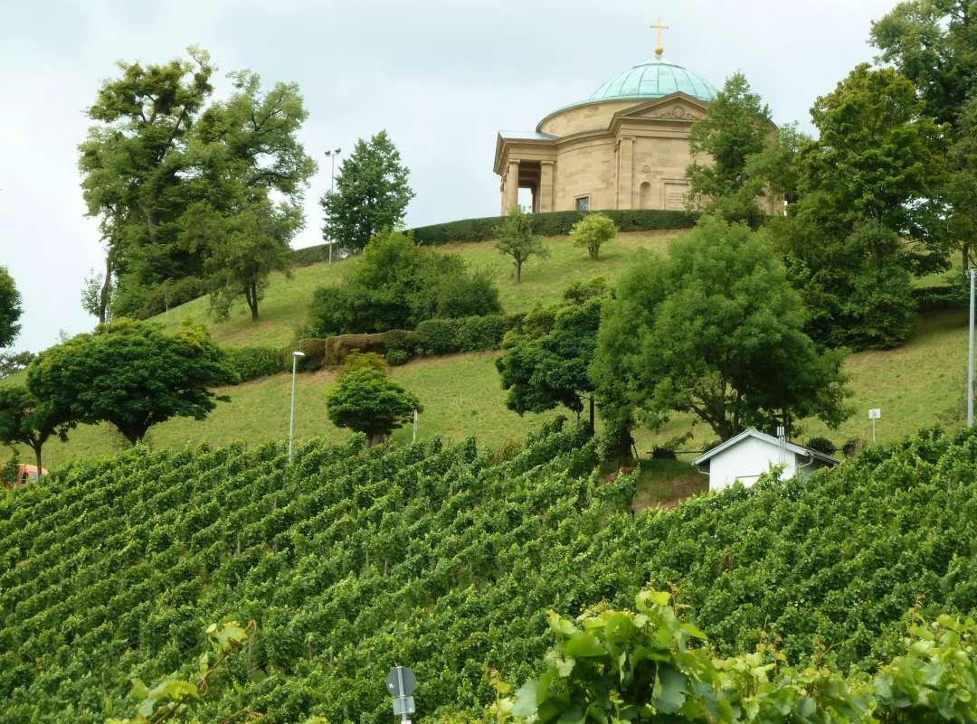 Weinwanderung Stuttgart Grabkapelle Württemberg