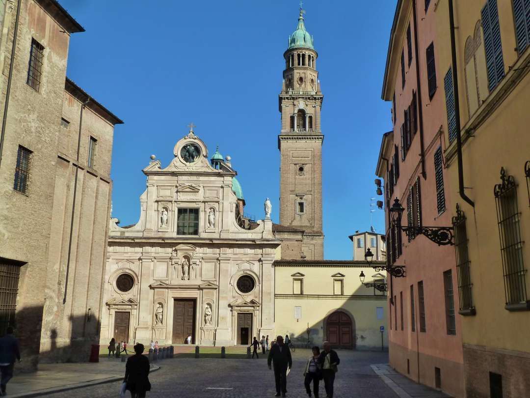 Kirche San Giovani Evangelista