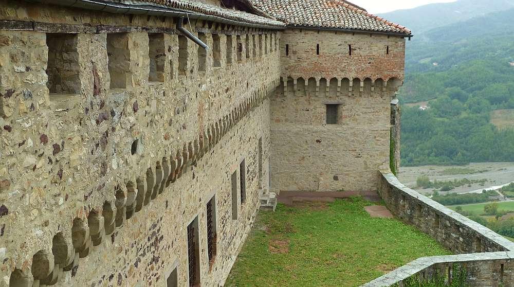 Burg Bardi – Geheimtipp in der Emilia Romagna