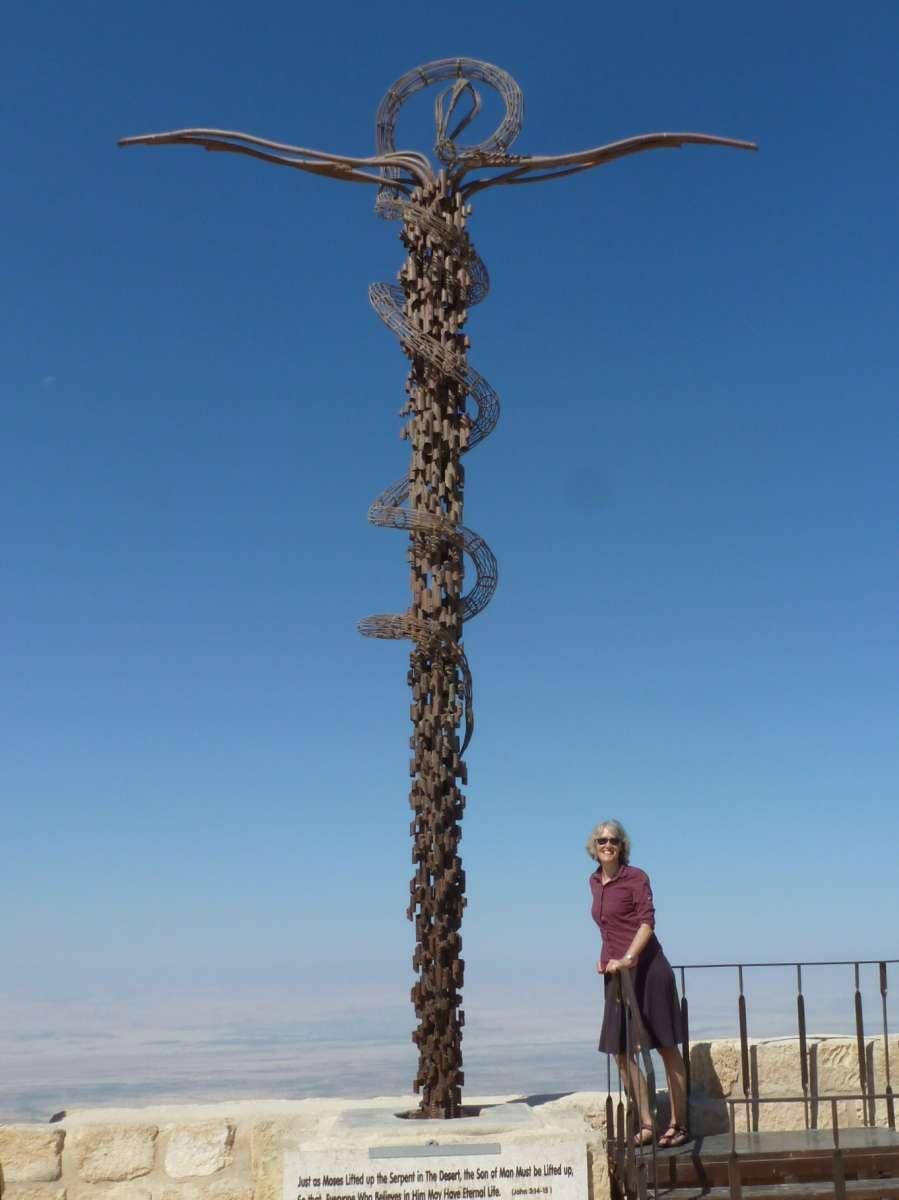 großes Moseskreuz
