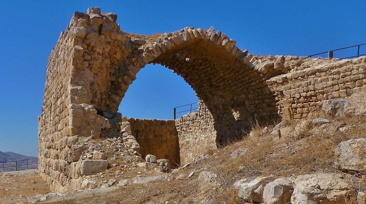 Rundreise Jordanien: Über den Kings Way zur Kreuzritterburg Kerak