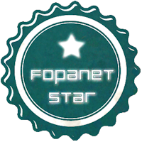 Fopanet Star Badge