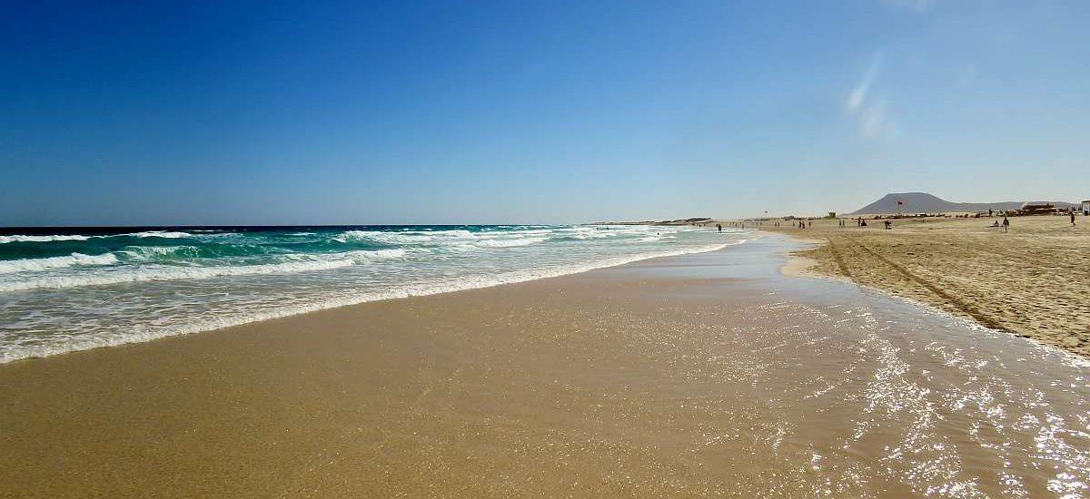 Strand in Fuerteventura