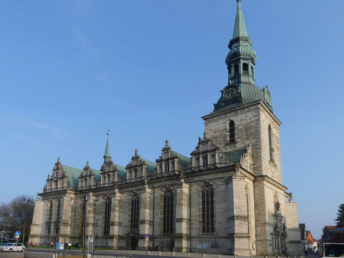 Die Hauptkirche in Wolfenbüttel
