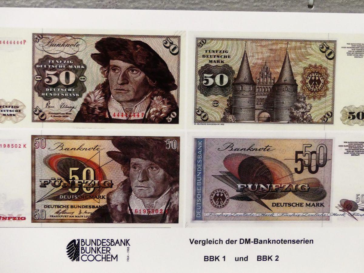 50-DM-Schein Version der Ersatzwährung