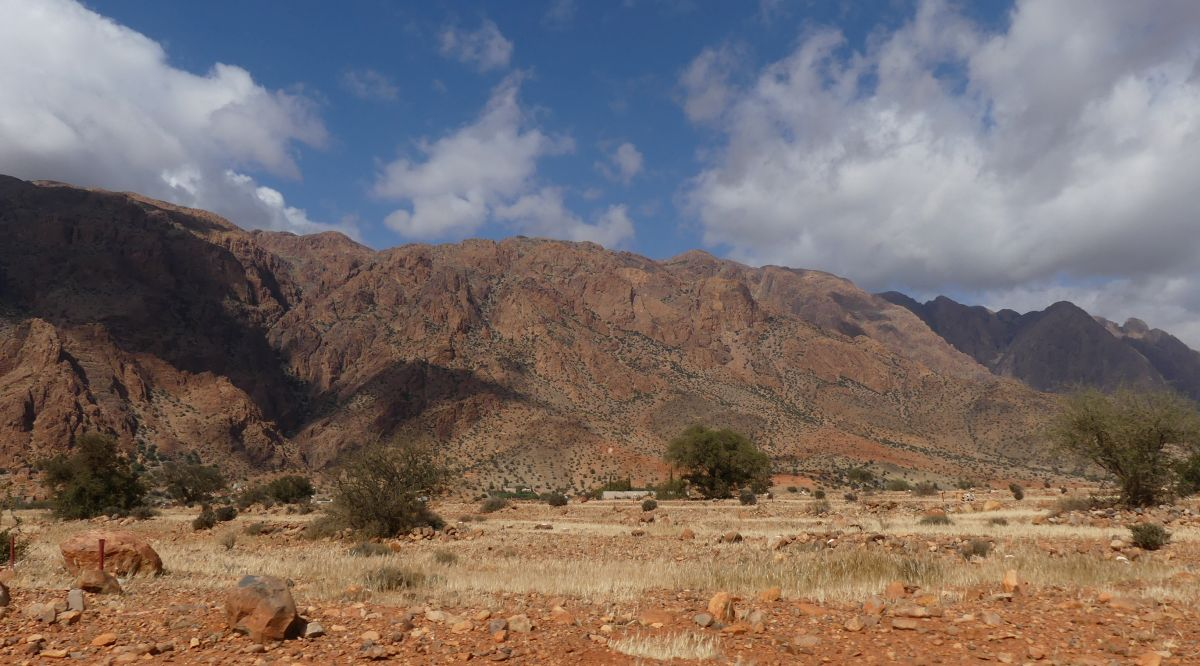 Tafraoute im Anti-Atlas – Touren und Tipps
