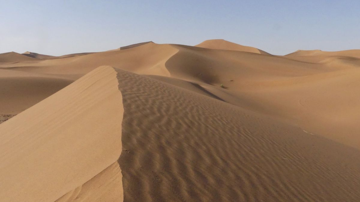 Marokko: Sahara-Wüstentour in den Erg Chegaga