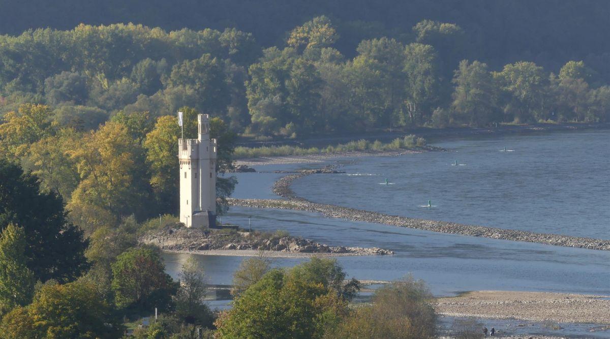 Die Stadt mit dem Mäuseturm – Bingen am Rhein und seine Sehenswürdigkeiten