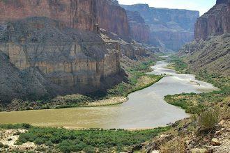 Grand Canyon Rafting Tour
