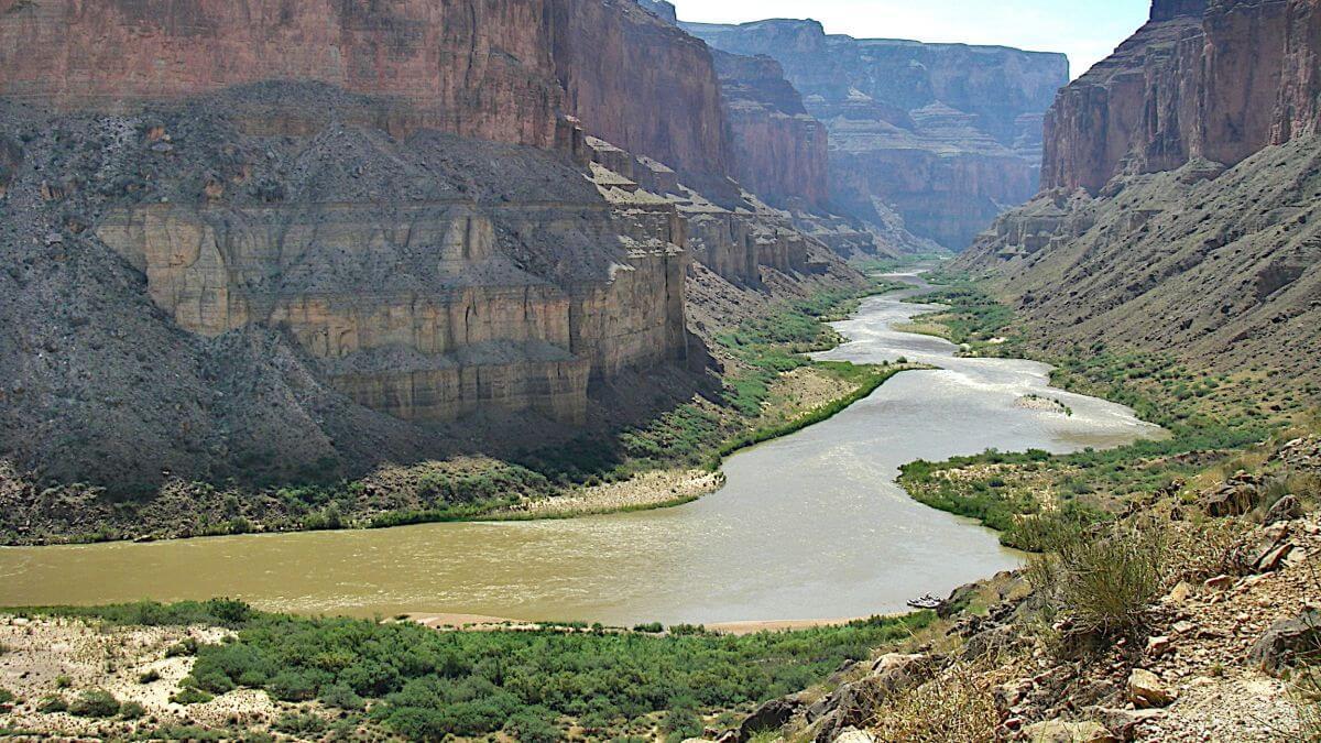 Grand Canyon Rafting-Tour: Erlebe das Naturwunder der Schlucht