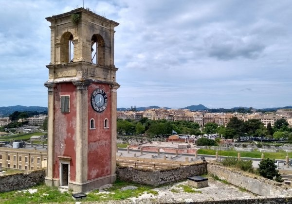 Korfu-Stadt: Tipps für einen Tag in Kerkyra