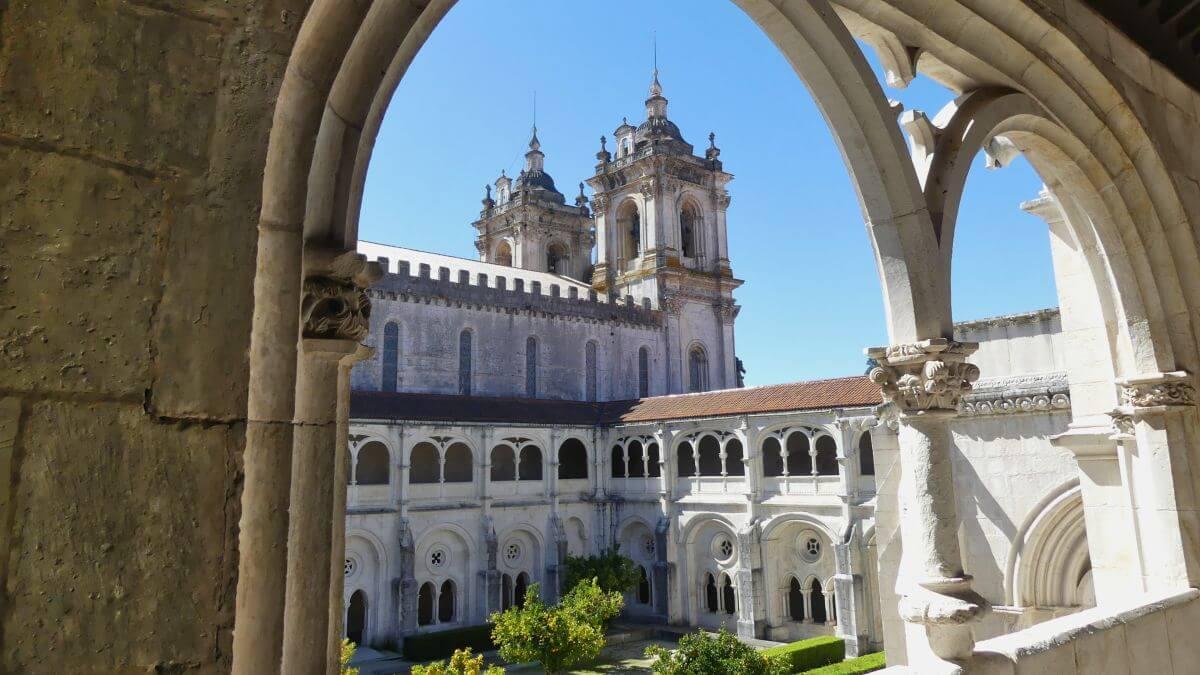 Kloster Alcobaca.
