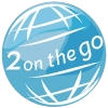 2 on the go Logo