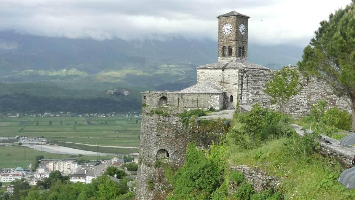 Burg von Gjirokastra