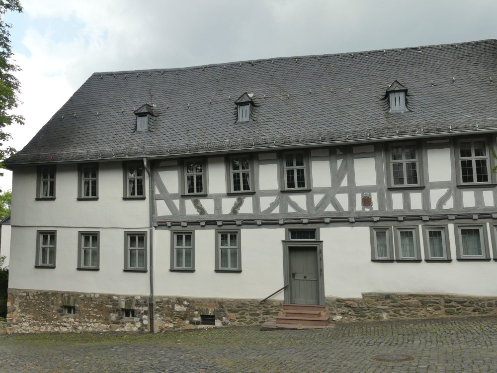 Lottehaus in Wetzlar.