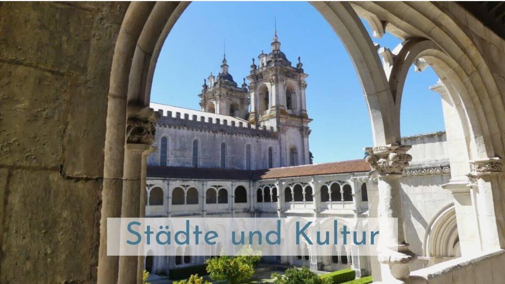 Kloster und Kirche.