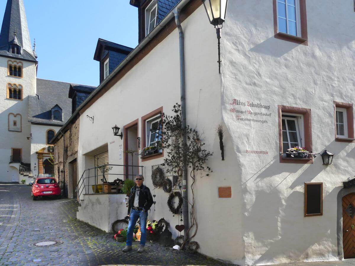 Altstadtgasse in Ediger-Eller.