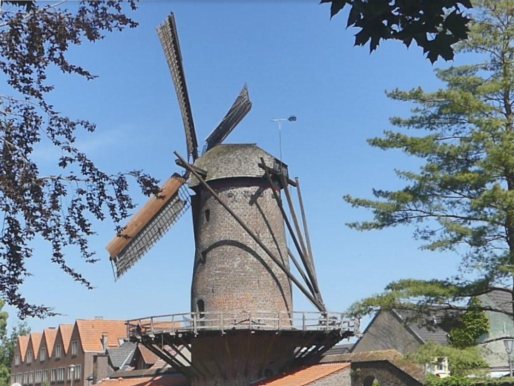 Alte Windmühle.