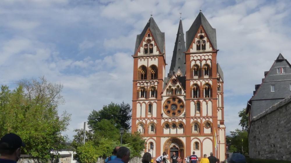 Dom zu Limburg an der Lahn.
