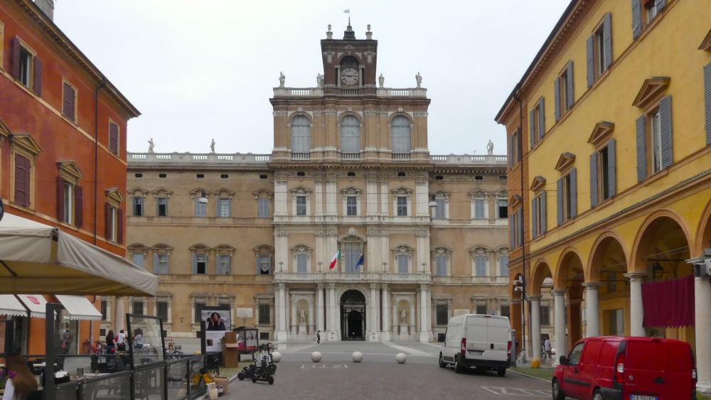 Palazzo Ducale in Modena.