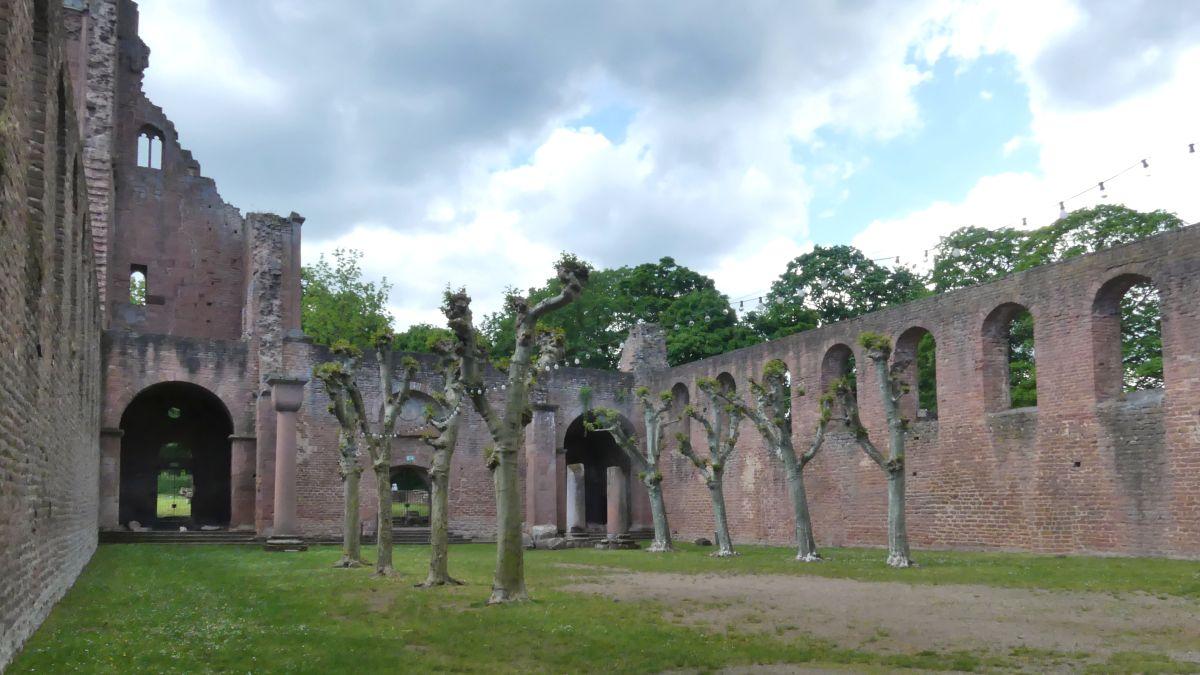 Klosterruine Limburg.