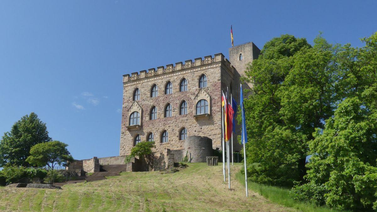 Hambacher Schloss.